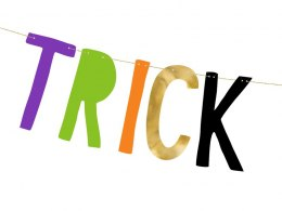 """Baner Hocus Pocus - Trick or Treat, mix, 13x100cm"""