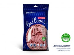 """Balony Strong 23cm, Pastel Baby Pink (1 op. / 100 szt.)"""