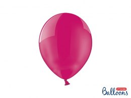 """Balony Strong 27cm, Crystal Hot Pink (1 op. / 100 szt.)"""