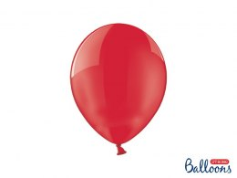 """Balony Strong 27cm, Crystal Poppy Red (1 op. / 100 szt.)"""